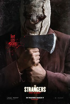 The Strangers Prey At Night Movie Poster 18'' X 28'' ID4
