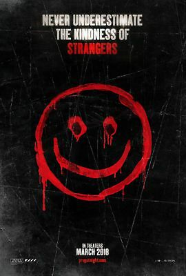 The Strangers Prey At Night Movie Poster 18'' X 28'' ID5