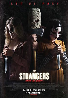 The Strangers Prey At Night Movie Poster 18'' X 28'' ID6