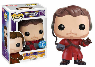 STAR-LORD Mix Tape Limited Figur 10cm Funko POP! Guardians Of The Galaxy 2 OVP