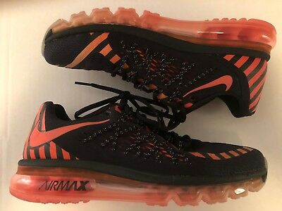 competitive price 1ab12 477e3 Nike Air Max 2015 Nr Women s Running Shoes Size 8.5 Black Lava Pink 746683  011