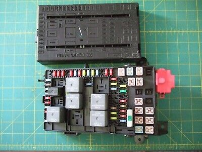 2005 2006 2007 Ford F250 F350 Interior Cabin Junction Fuse Box 6C3T-14A067-AB