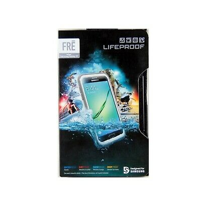 Lifeproof Case For Samsung Galaxy S7 Fre Shock Waterproof Genuine White 77-53379