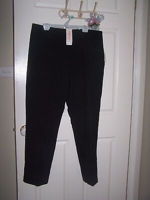 Size 16 Millers Black Tailored Bi-Stretch Smart Pants - New with Tags