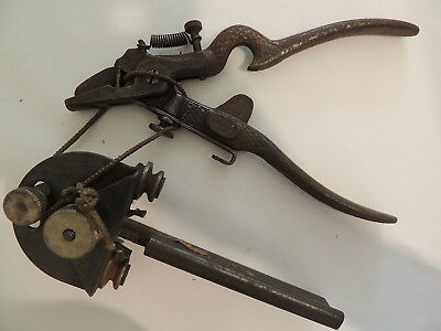 Ahrem's Goodline Saw Set Plus Other Tool( Not Sure What The Other Tool Does)