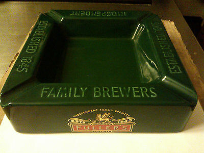 Portacenere/posacenere-Fuller's Griffin Brewery-Chiswick-Advertising Ashtray