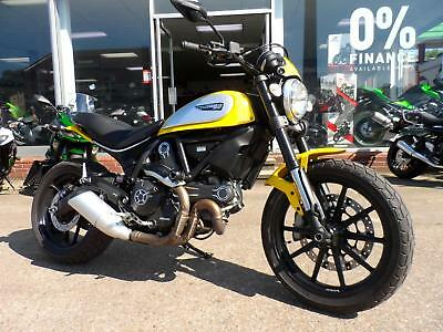 Ducati Scrambler 800 Icon Abs 2015 '65