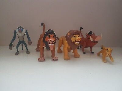 Disney The Lion King Figure Bundle