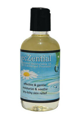 Essential Moisturizing Oil For Eczema And Psoriasis Dry Itchy Skin