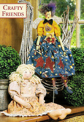 Guardian Angel Doll Pattern - 0040