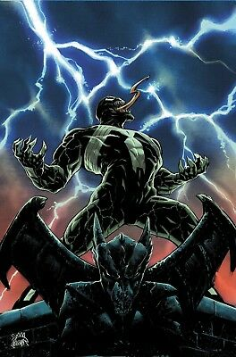 (2018) 5 (5) copies VENOM #1 standard cover! Cates! Boarded and Bagged!