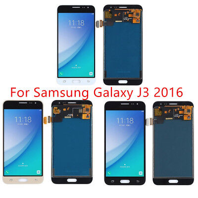 New Fit For Samsung Galaxy J3 2016 J320 LCD Display Touch Screen Digitizer Parts