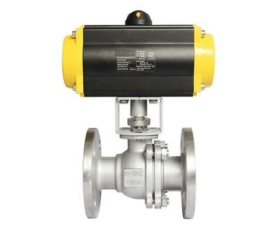 "2-Piece Ball Valve Flanged (6"")"