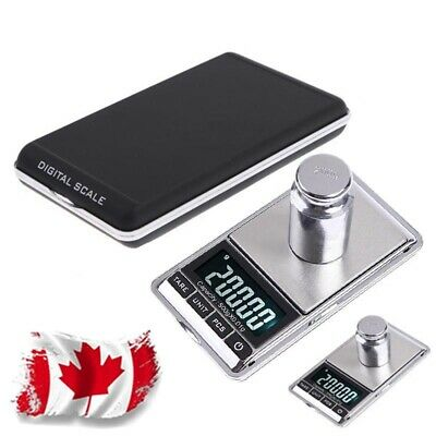 500g x 0.01g Mini Pocket Digital Weight Electronic LCD Jewelry Scale NEWEST