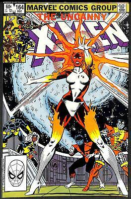 Uncanny X-Men #164 NM- 1st App of Carol Danvers as Binary
