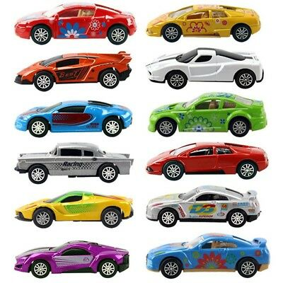 1:50 Scale Mini Vehicle Model Pull-back Inertia Toy Car Kids Boy Educational Toy