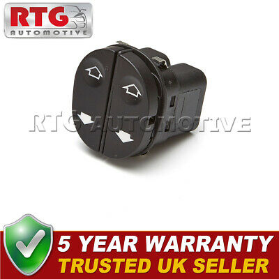 Double Electric Power Window Control Switch Button R830 - 5 YEAR WARRANTY