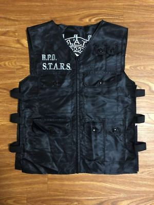 Used Resident Evil Raccoon City Police Special Forces S.T.A.R.S. Best Free Size