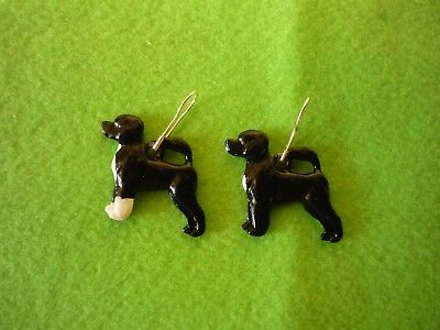 Portugese Water Dog Necklace