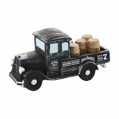 Dept 56 NEV Jack Daniels Delivery Truck #4050952 BRAND NEW Free Shipping