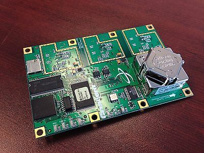 Crescent Vector II GPS OEM Board (CMOS to RS232 daughter board included)