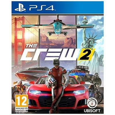UBISOFT PS4 - The Crew 2 - Day one: 29/06/18