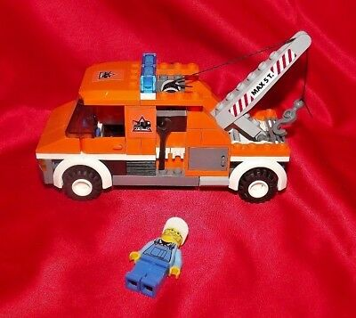 LEGO CITY tow truck 7638 incomplete no instructions - £10.00 ...