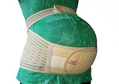 Top Glory Breathable Pregnancy Maternity Support Belt Comfort Belly Band Pain Re
