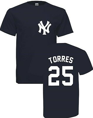 Awesome Gleyber Torres Yankees 25 T- SHIRTS free shipping!!!!