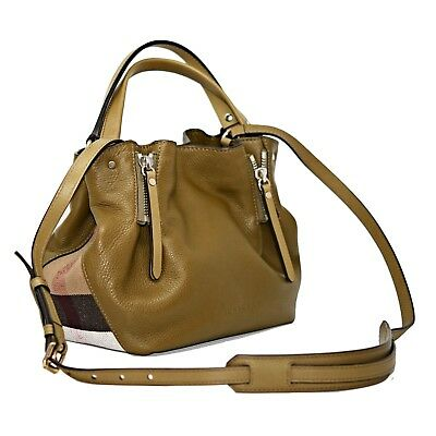 dd575259ad NWT Authentic Burberry Small Maidstone Leather Shoulder Bag Retail Price  $995