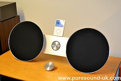 Bang&Olufsen BeoSound 8 Music System With iPod/iPad/iPhone dock/AUX/USB RRP £895