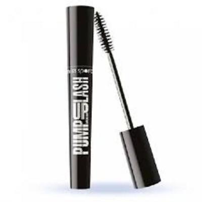 MISS SPORTY Pump Up Lash Mascara Black 001 5.7ml - NEW