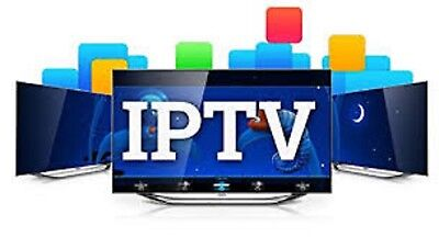 """1 Year"" ""Iptv Sub"" Mag Device Or Firestick , ""Worldwide ""Premium"" Channels"