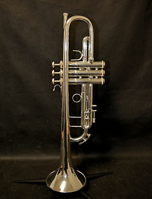 Bach Stradivarius 37 Trumpet with Gold Trim Kit 1970's