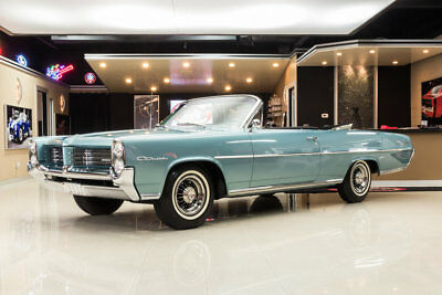 Pontiac Catalina Convertible National Award Winner! # Match Drivetrain, 389ci V8, Auto, Documented, 1 Owner