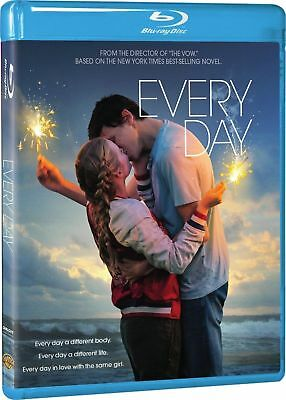 PREORDER :  EVERY DAY (2018)   - BLU RAY - Region free