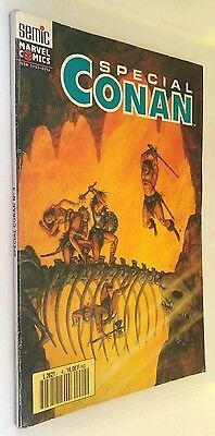 SPECIAL CONAN n°4 1991 semic marvel comics