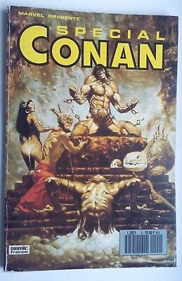 SPECIAL CONAN n°2 1990 semic marvel comics