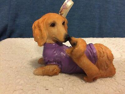 New Kmart 2018 March of Dimes  Ornament 4 Dog Rescue Charity