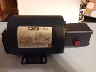 New haight hot oil pumpmotor 5 gpm fits broaster replacement for haight hot oil pump and motor ultrafryer fryer asfbconference2016 Choice Image