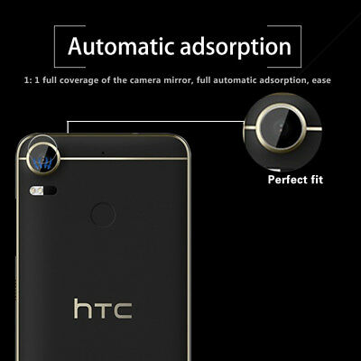 For HTC Desire 10 Pro Tempered Glass Back Rear Camera Lens Screen Protector Film