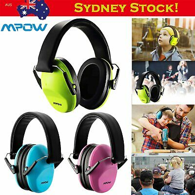 MPOW Kid Ear Muffs Noise Canceling Range EarMuff Hearing Protection Defenders OZ