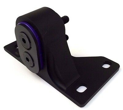 RS Cosworth 2wd & 4wd REAR Billet Alloy / Powerflex Differential Mount - Black