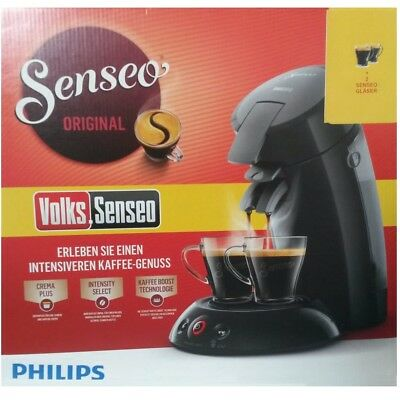 philips senseo pad kaffeemaschine kaffeeautomat kaffee. Black Bedroom Furniture Sets. Home Design Ideas