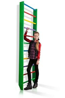 Training Wall bars Sport Home Gym Workout Swedish Ladder Gymnastics climbing