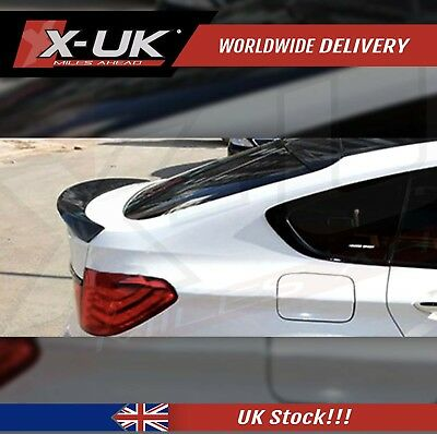 Carbon fibre rear spoiler for BMW 5 series F07 (GT) 2014-2016