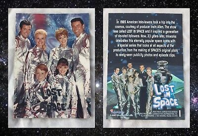 Lost in Space Archives Base card 1 Title Card