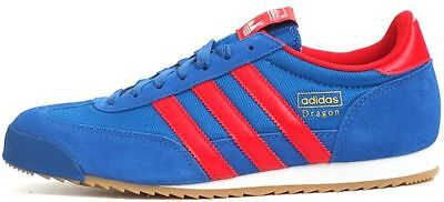adidas dragon red and blue