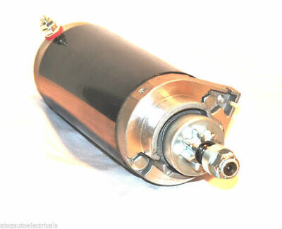 Starter Motor Suits Mercury Marine Outboard 12V 9T Optimax Exlpto, Xxl 115-225Hp