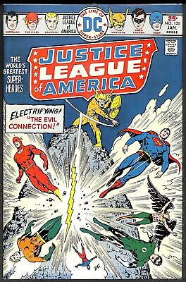 Justice League of America #126 FN